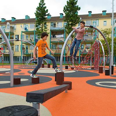 Ideas para parques infantiles | HAGS España